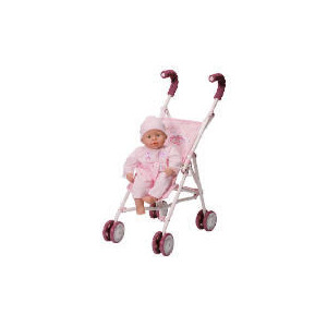 Photo of My First Annabell & Stroller Exclusive Toy