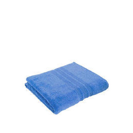 Tesco Soft Bath Sheet - Blue Reviews