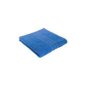 Photo of Tesco Soft Bath Towel, Blue Bathroom Fitting