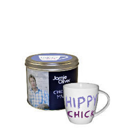 Jamie Oliver Mug in a Tin, Hippy Chick Reviews