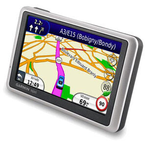 Photo of Garmin Nuvi 1340T Satellite Navigation