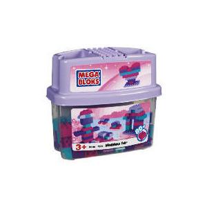 Photo of Mega Bloks 80 Piece Exclusive Tub Pink Toy