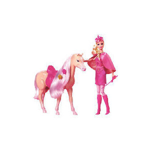 Photo of Barbie Musketeers Doll & Horse Toy