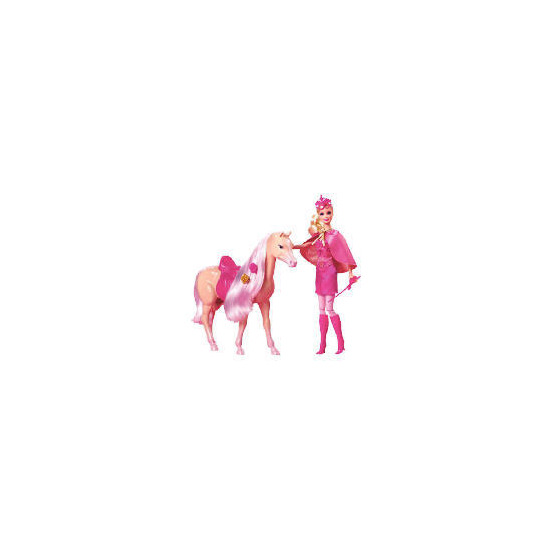 Barbie Musketeers Doll & Horse