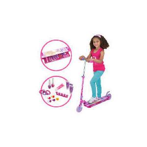 Photo of Barbie Beauty Secrets Scooter Toy