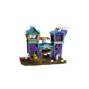 Photo of Matchbox Hero City Haunted House Playset Toy