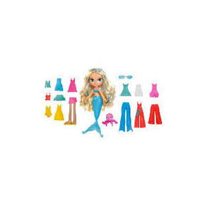 Photo of 4-Ever Kidz Snap On Swimming Mermaid Toy