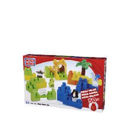 Mega Bloks Buildable Zoo Reviews
