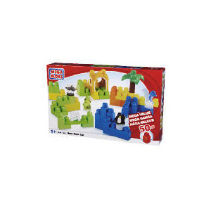 Photo of Mega Bloks Buildable Zoo Toy