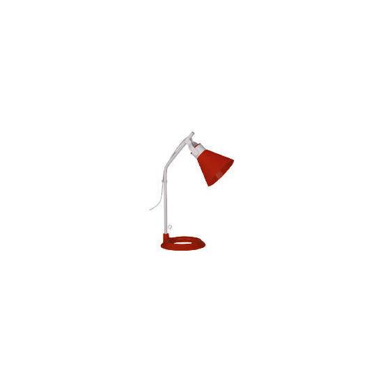 Picto Desk Lamp Red