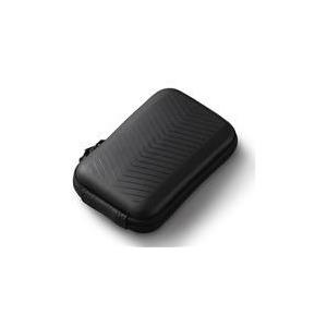 Photo of The Sleek Case - Matte Black Chevron Camera Case