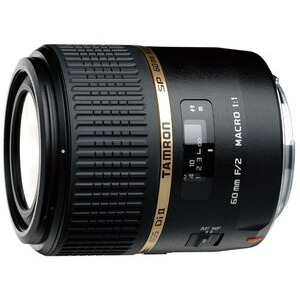 Photo of Tamron G005 60MM F2 SP Di II Canon Lens