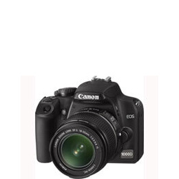Canon EOS 1000D with EF-S 18-55mm MK II lens Reviews