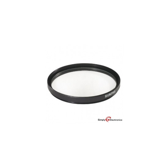 Sunpak 58mm UV Filter