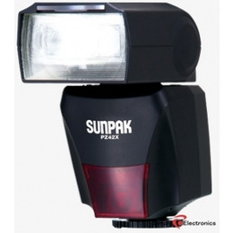 Sunpak PZ42X Flash for Canon Reviews