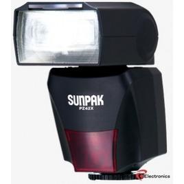 Sunpak PZ42X Flash for Canon Reviews