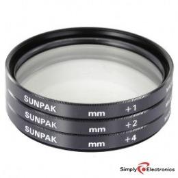 Sunpak 67mm Close up Set Reviews