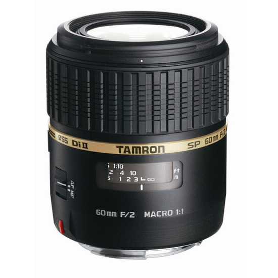 Tamron SP AF60mm F2 Di II LD