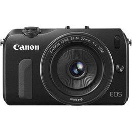 Canon EOS M with 22mm Lens Reviews