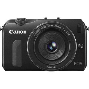 Photo of Canon EOS m With 22MM Lens Digital Camera