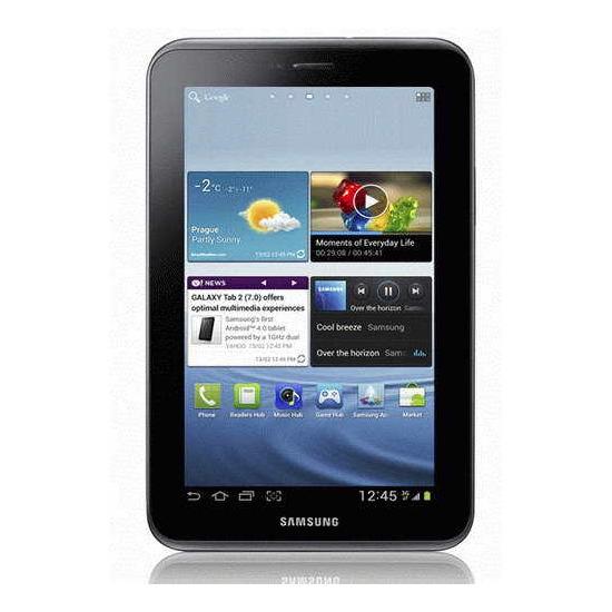 Samsung Galaxy Tab 2 GT-P3100 (8GB, 3G)