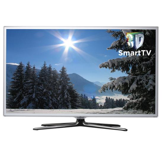 "Samsung 6 Series UE46ES6710 Full HD 46"" LED 3D TV with BD-ES6000E/XU 3D Smart Blu-ray Player"
