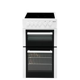 Beko BDC5422AW Electric Ceramic Cooker - White Reviews