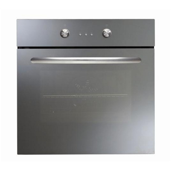 Logik LBMULX12 Electric Oven - Stainless Steel