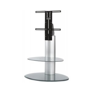 Photo of Off-The-Wall Motion Silver Cantilever TV Stands and Mount