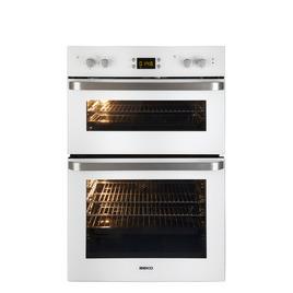 Beko DBDF243WG Electric Double Oven - White Reviews
