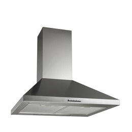Logik L60CHDX12 Chimney Cooker Hood - Stainless Steel Reviews