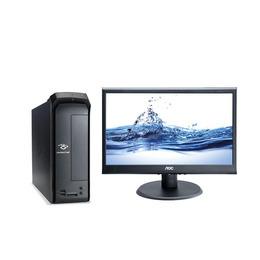 "PACKARD BL iMedia S DT.U7BEK.002 Desktop PC with e2050S 20"" Monitor"