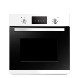Baumatic BO636.5W Electric Oven - White Reviews
