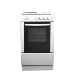 ESSENTIALS CFSGWH12 Gas Cooker - White Reviews