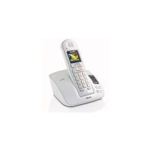 Photo of Cordless Phone CD5351 With Answering Machine Landline Phone