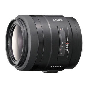 Photo of Sony 35MM F1.4 SAL-35F14G Lens