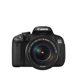 Canon EOS 650D with 18-135mm Lens Reviews