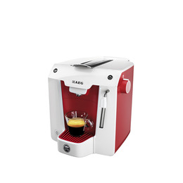 Lavazza A Modo Mio Favola Espresso Machine - Love Red & Ice White Reviews