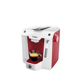 Lavazza A Modo Mio Favola Espresso Machine - Love Red & Ice White Reviews