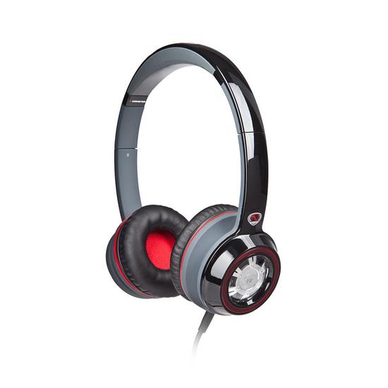 MONSTER NCredible NTune Headphones - Black