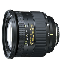 Tokina AT-X DX 16.5-135mm f/3.5-5.6 (Canon mount) Reviews