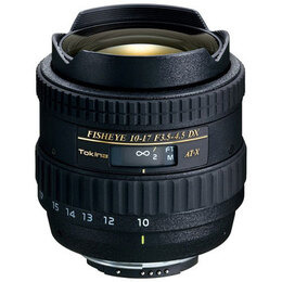 Tokina AT-X DX 10-17mm f3.5-4.5 (Canon mount) Reviews