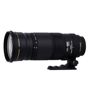 Photo of Sigma 120-300MM F2.8 APO EX DG OS HSM (Nikon Mount) Lens