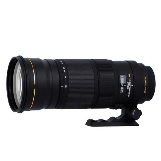 Sigma 120-300mm F2.8 APO EX DG OS HSM (Nikon mount)