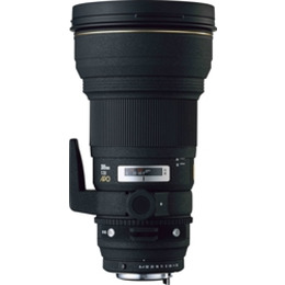 Sigma 300mm f2.8 APO EX DG HSM (Canon mount) Reviews