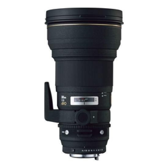Sigma 300mm f2.8 APO EX DG HSM (Canon mount)
