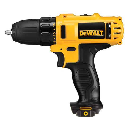 Dewalt DCD710N 10.8V XR Li-Ion Compact Drill Driver