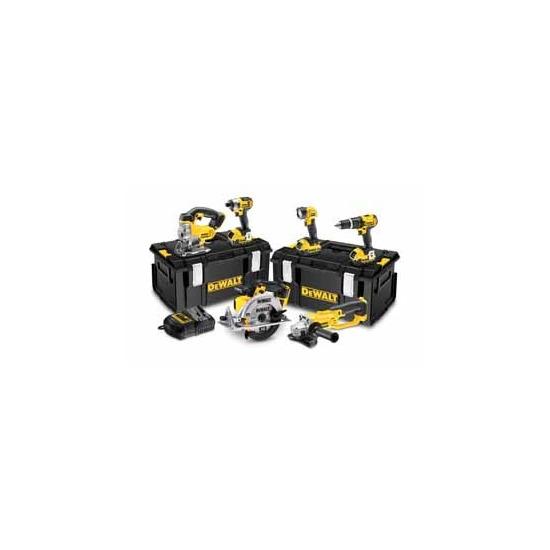 18V XR Li-Ion 6 Kit