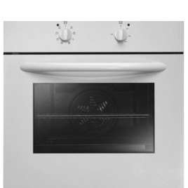 Logik LBFANW12 Electric Oven - White Reviews