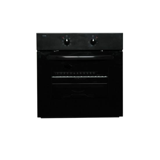 Logik LBFANB12 Electric Oven - Black